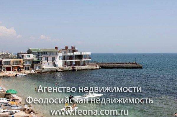 Эллинг на Черноморской набережной