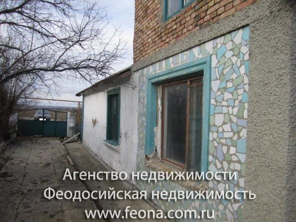Дом в живописном и оживленном пригороде Феодосии и Коктебеля